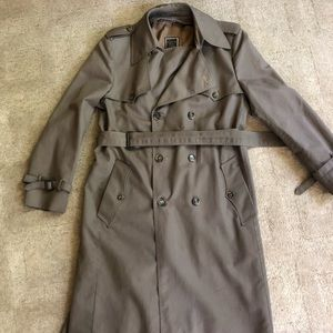 Christian Dior Mens Trench Coat size Large